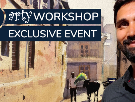 Workshop: Sunny Morning in India with Ramesh Jhawar