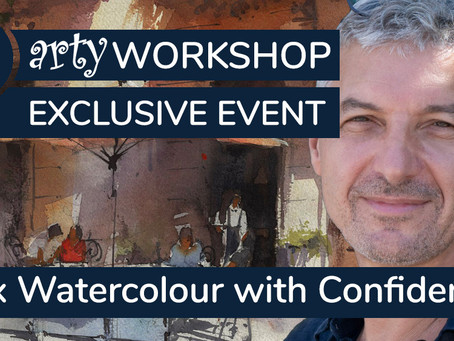 Workshop: Mix Watercolour with Confidence