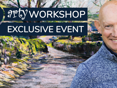 Workshop: Yorkshire Dales in Pastels with Robert Dutton