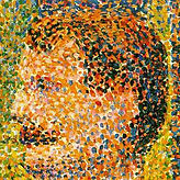 Pointillism and Colour Mixing