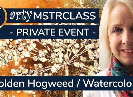 Masterclass: Golden Hogweed