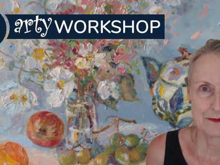 Workshop: Ardmore Jar with Flowers and Fruit with Elinor Carleton-Smith
