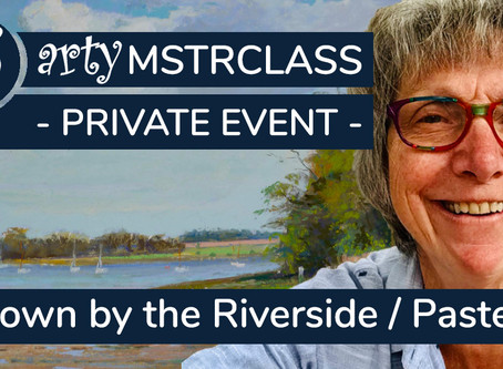 Masterclass: Down by the Riverside with in Pastels