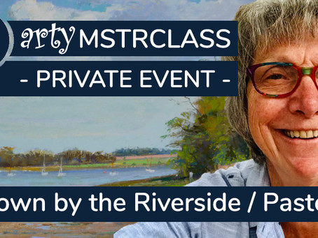 Workshop: Down by the Riverside with Margaret Glass