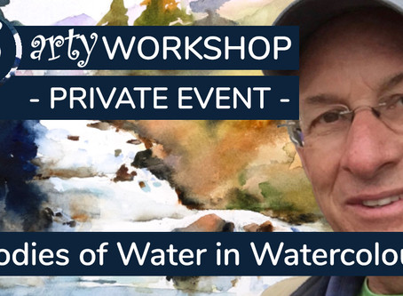 Workshop: Exploring Bodies of Water