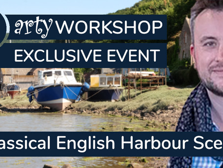 Workshop: A Classical English Harbour Scene