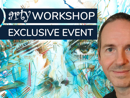 Workshop: We Are Made Of Glass with Carne Griffiths