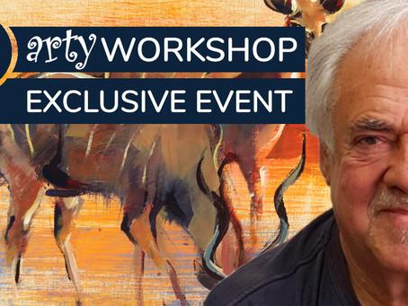 Workshop: Thirsty Antelope with Derric van Rensburg