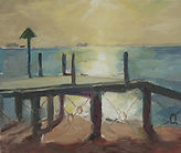 Sunrise over the Jetty