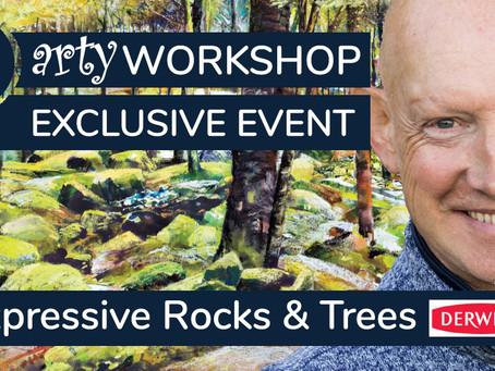 Workshop: Expressive Rocks & Trees with Robert Dutton