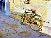Creating a Bike Portrait