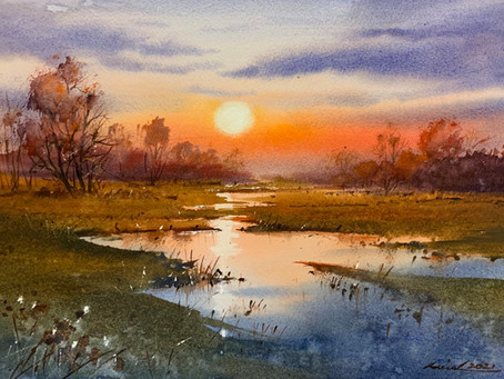 Landscape Reflections with Javid Tabatabaie