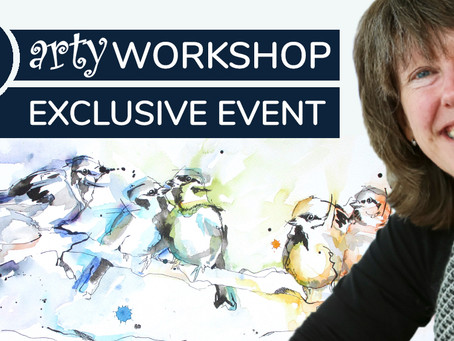 Workshop: 'Birds of a feather flock together' with Liz Chaderton