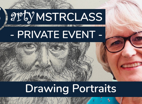 Masterclass: Drawing Portraits