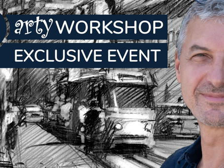 Workshop: From Sketch to Painting with Vlad Yeliseyev