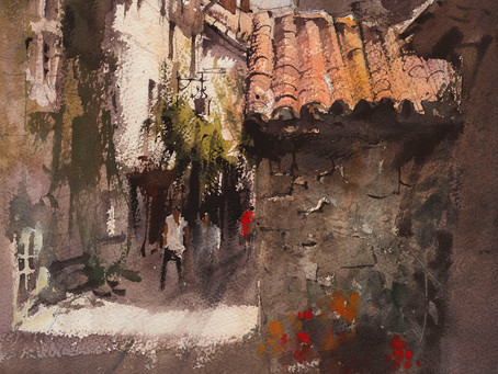 The Essence of Old Towns 'Prelude' with Vladislav Yeliseyev