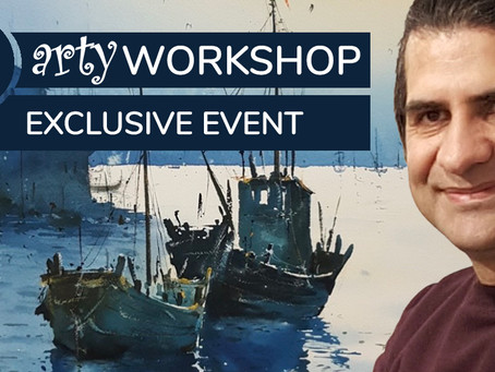 Workshop: Coastal Reflections with Javid Tabatabaie