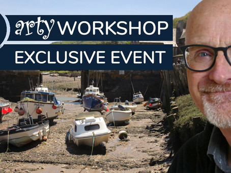 Workshop: Sunshine and Shadows with Grahame Booth