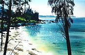 Adriatic Solene beach