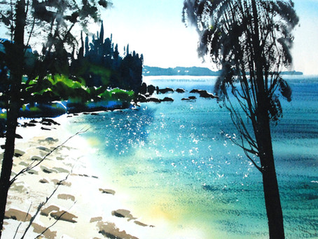 Adriatic Solene beach with Joe Dowden