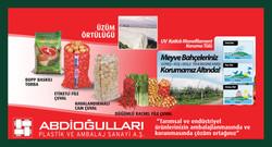 Tarımsal ve Endüstriyel Ambalaj