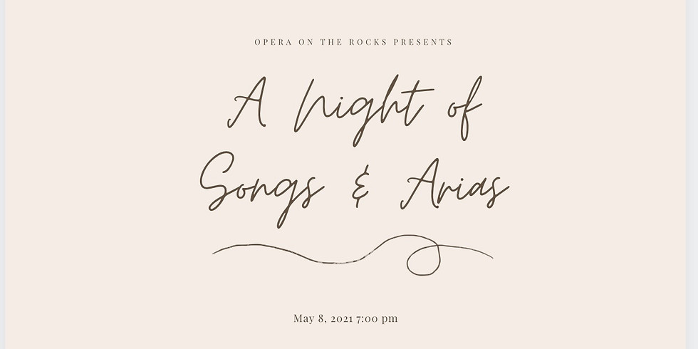 A Night of Songs and Arias