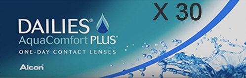 Dailies Aqua Confort Plus X30