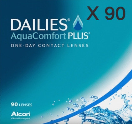 Dailies Aqua Confort Plus X90
