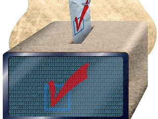 Maintaining vigilance against election hackers