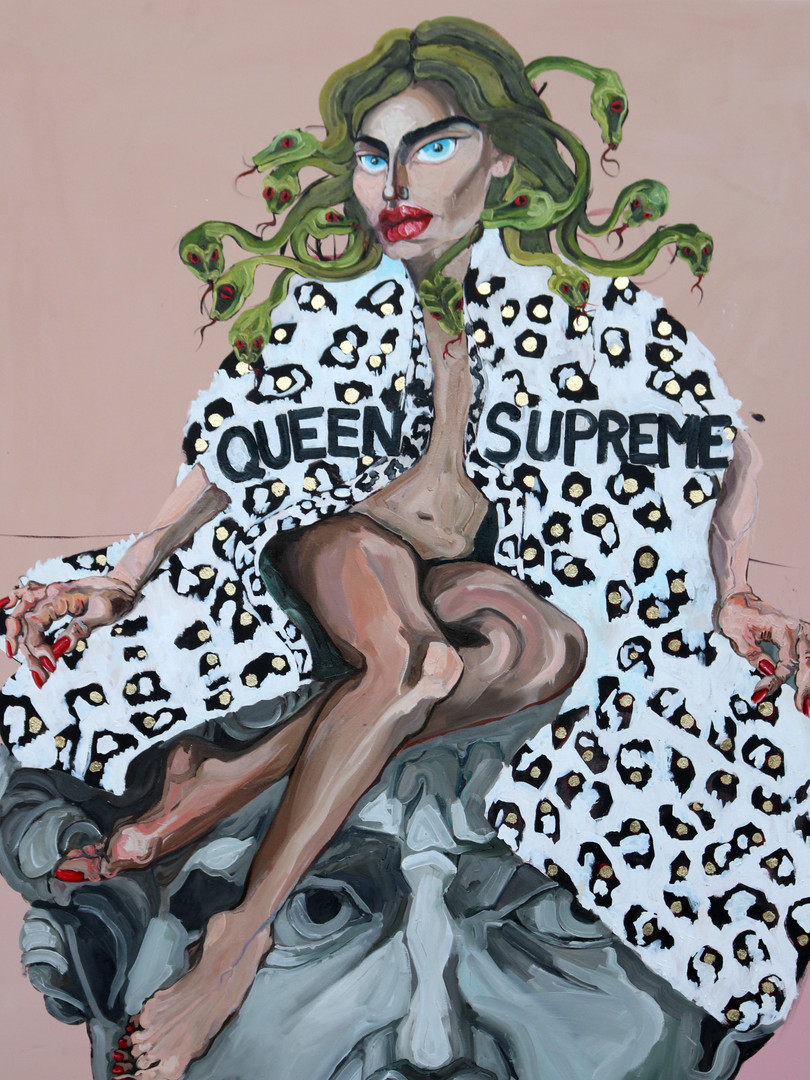 Invisible Monsters- Queen Supreme