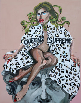 Invisible Monsters-Queen Supreme