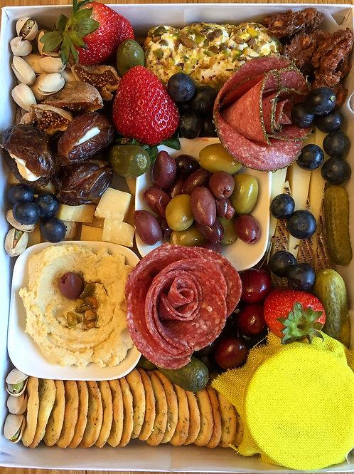 Vegetarian Charcuterie Grazing Box