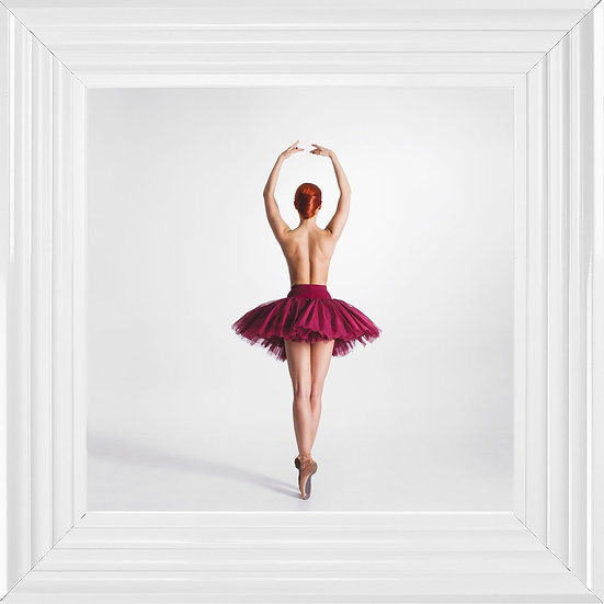 The Pirouette in Red