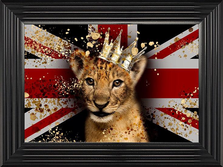 Union Jack Lion Cub