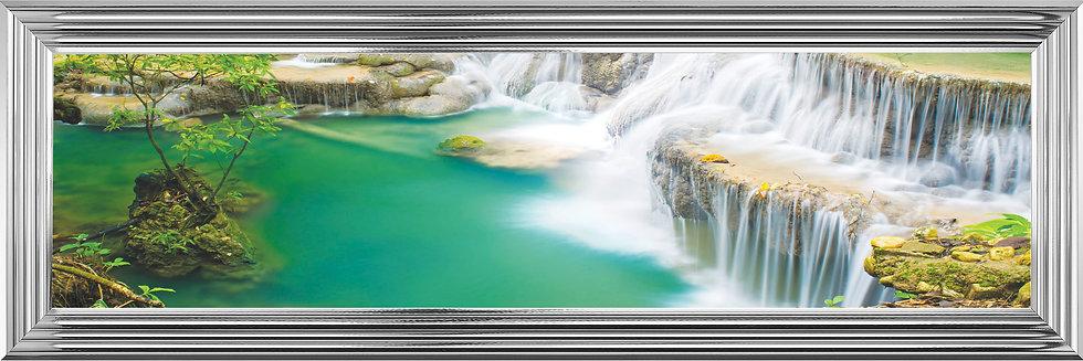 Turquoise Waterfall