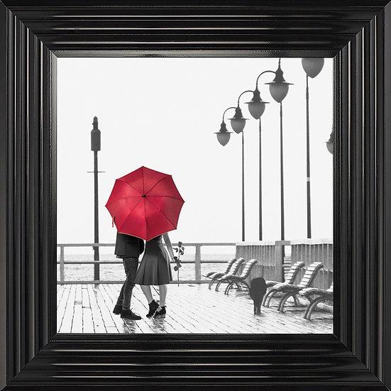 Romance on a Pier