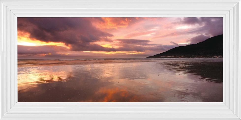 Golden Sun Kiss Beach
