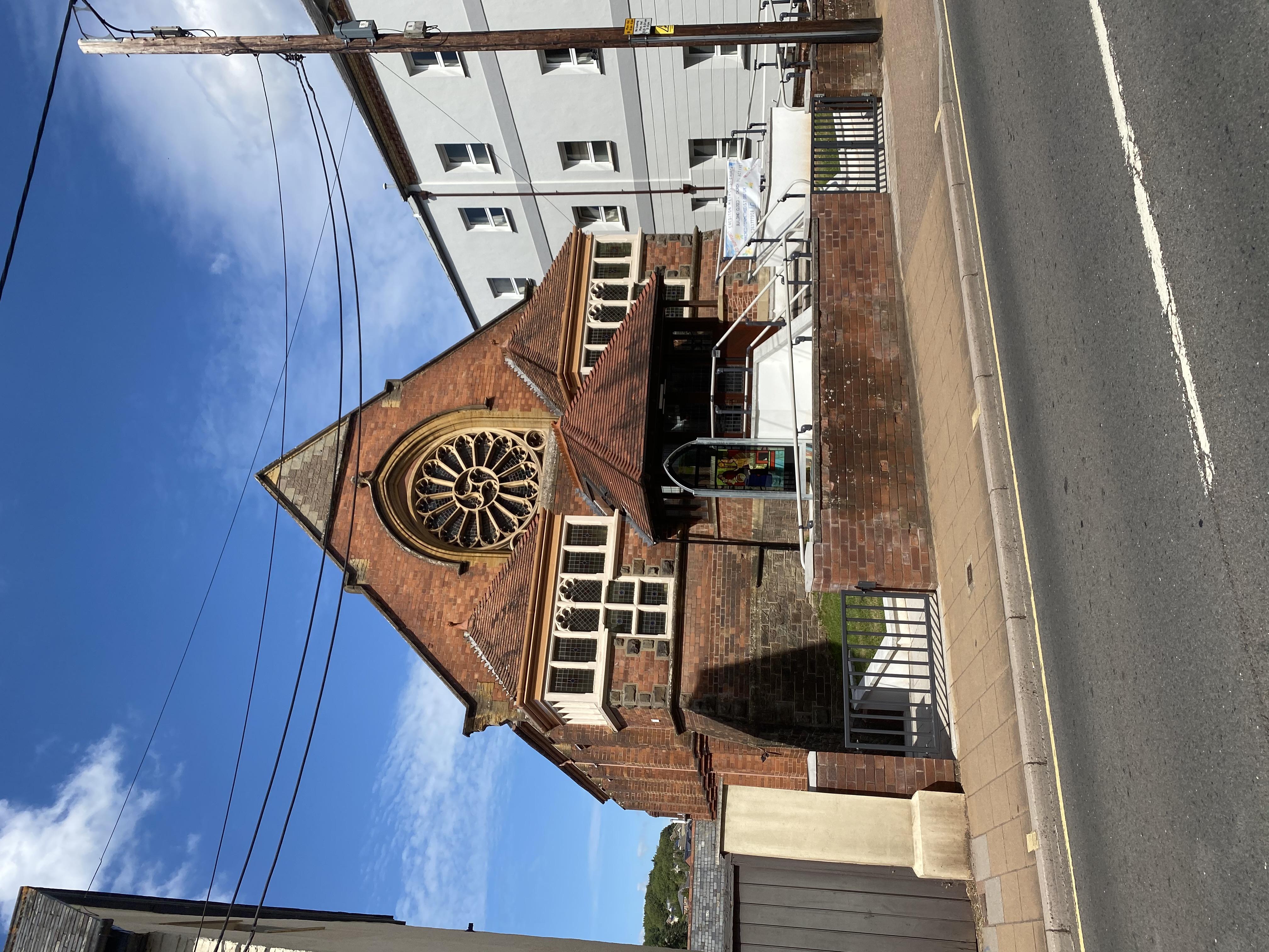 Crediton Methodist Church