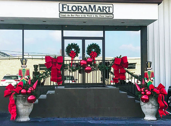 FloraMart Showroom Entrance, Chamblee GA