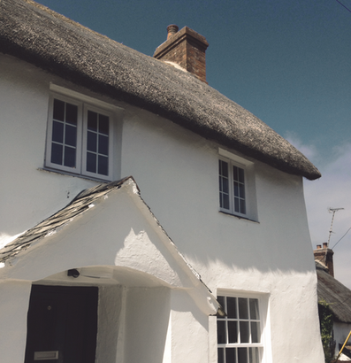 Thatched Family Home