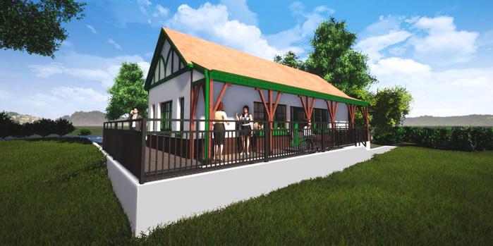 Forde Park Pavilion