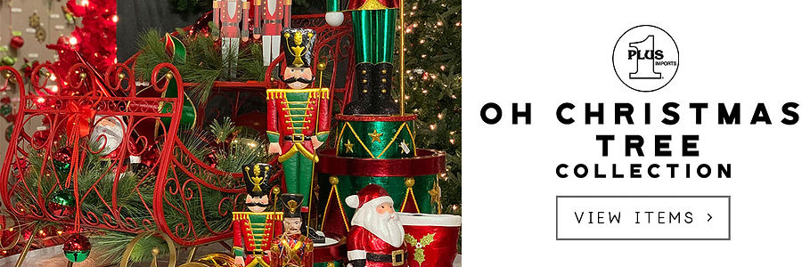 _2021 Christmas Oh Chritsmas Tree Banner