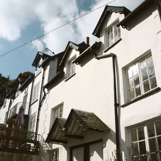 Combined Clovelly Cottages