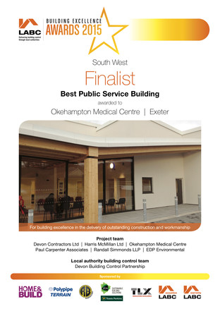 Okehampton NHS Medical Centre, Devon