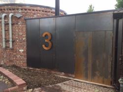 Boiler House cladding 05