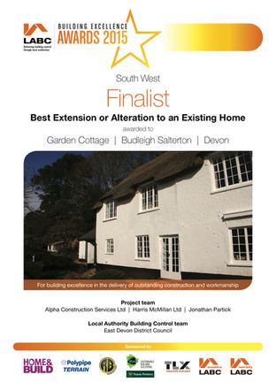 Garden Cottage, Devon
