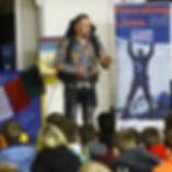 Trevor Stuart at Northside Boy's Conferenc