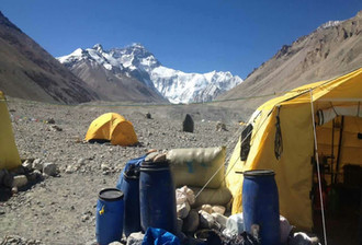 There are two Everest Base Camps?!