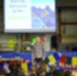 Trevor Stuart at Nothside Boy's Conference