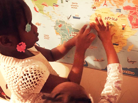 How to Travel to Africa with your Family and Children